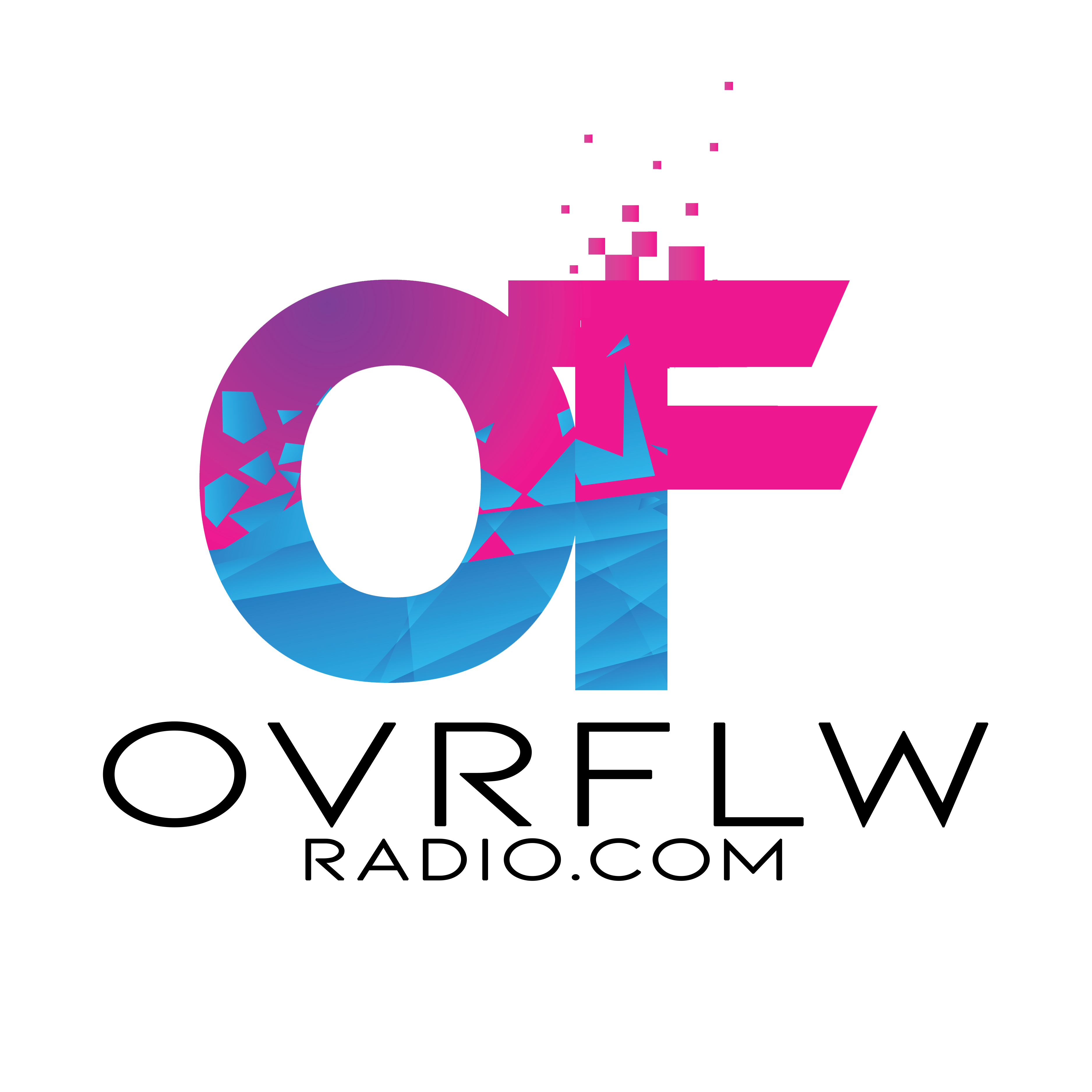 Art for Just As Lit by OVRFLW Radio