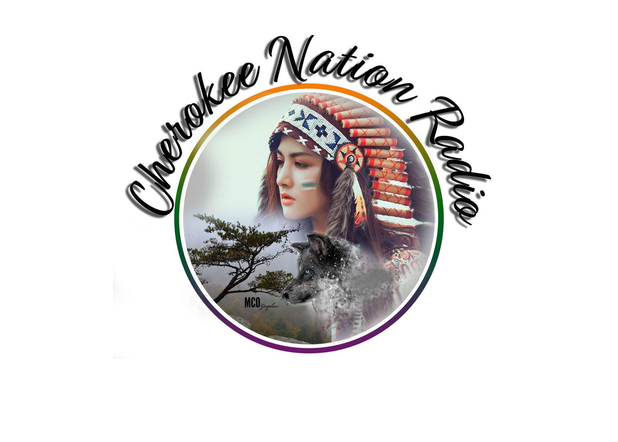 Cherokee Nation Radio logo