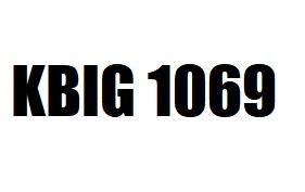 KBIG 1069 logo