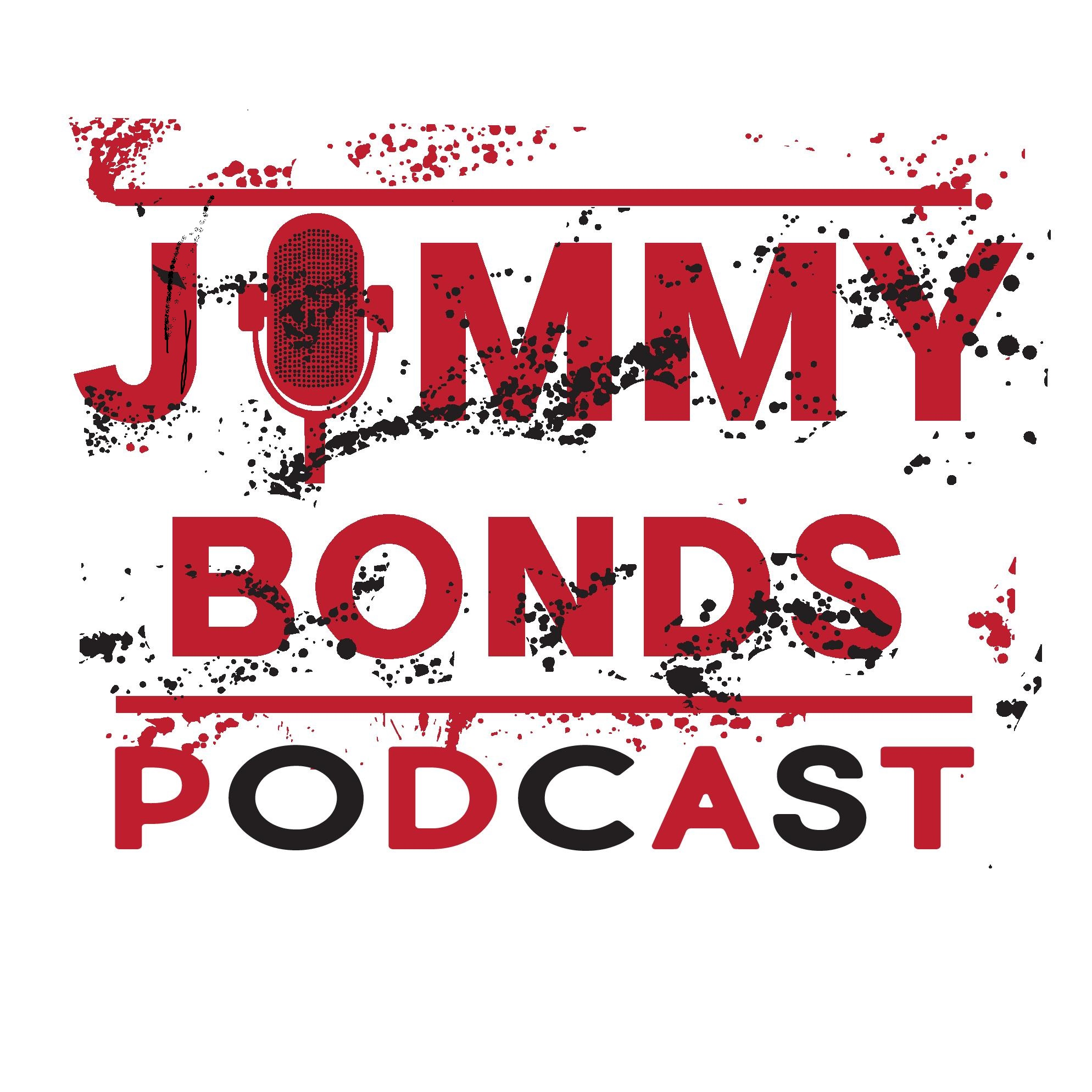 Art for Jimmy Bonds Podcast (drop) by Untitled Artist