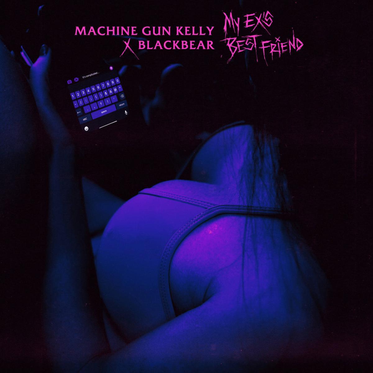Art for My Ex's Best Friend (Clean) by Machine Gun Kelly ft blackbear