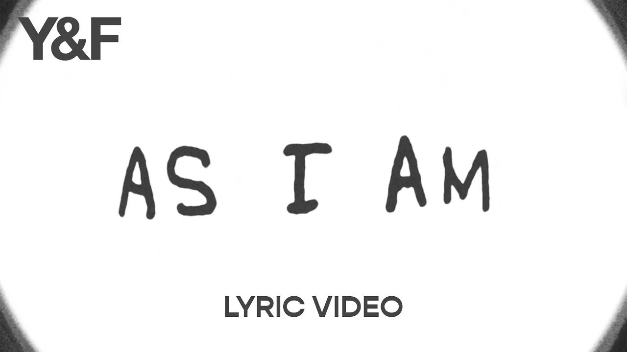 Art for Hillsong Young & Free by As I Am (Lyric Video)