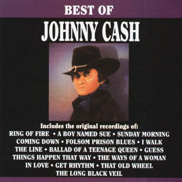 Art for I Walk The Line by Johnny Cash