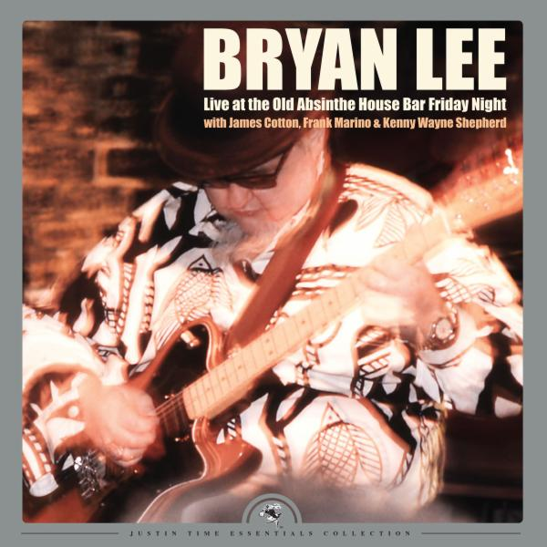 Art for Ain't Doing Too Bad (feat. James Cotton) [Live] [Remastered] by Bryan Lee
