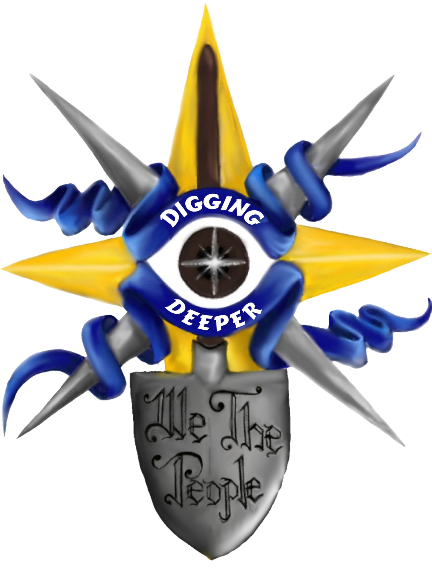 Digging Deeper Radio with Brian Hale logo