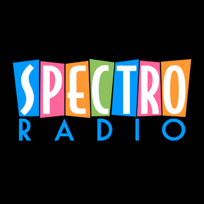 Art for 2021 Epcot Station ID by Spectro Radio