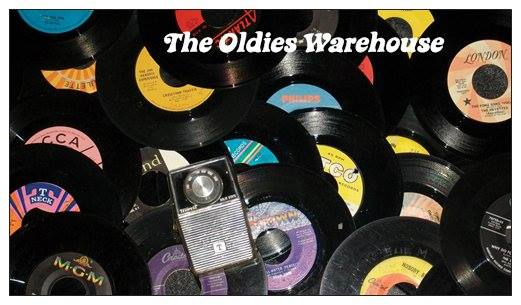 The Oldies Warehouse logo