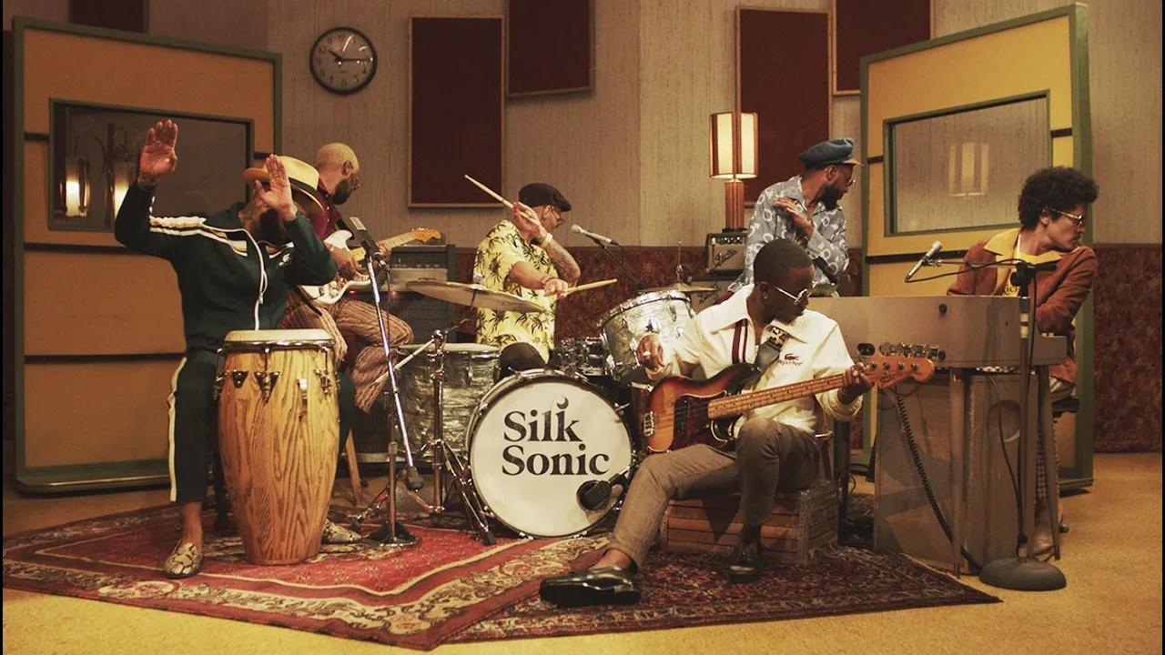 Art for Leave the Door Open by Bruno Mars, Anderson .Paak, Silk Sonic