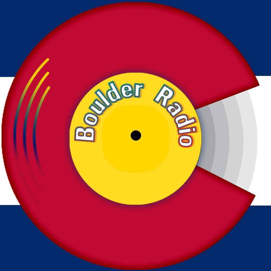 Boulder Radio logo