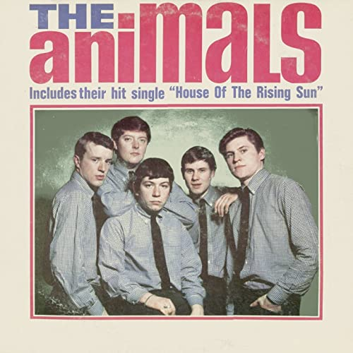 Art for House Of The Rising Sun by The Animals