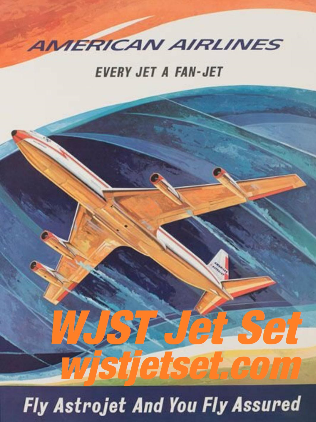 Art for WJST Music Till Dawn Intro Hour 1 by Captain Gary Miles (That's All The Haymes-Mundy Orchestra) (Single)